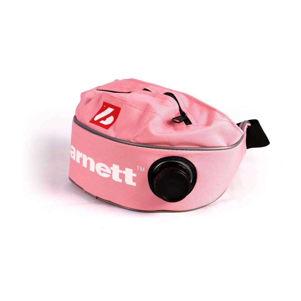 barnett BACKPACK-05 Hüfttasche mit integrierter Thermo- Trinkflasche, Größe L, ,rosarot