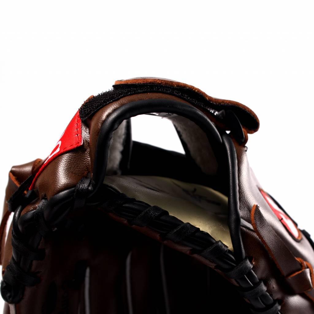 "barnett JL-110 Baseball Handschuh, Polyurethan, Infield, Größe 11"""