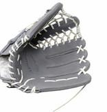 """FL-127 """"hochwertiger Leder Baseballhandschuh Infield / Outfield / Pitcher, grau -"""