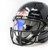 barnett REVE Visier für American-Football-Helm, blau
