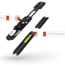 barnett Rottefella NNN Skate Quicklock fur IFP*  (X2)