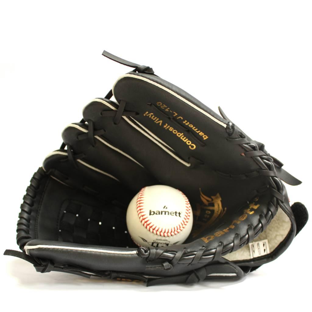 """barnett JL-120 Baseball Handschuh, Polyurethan, Infield/Outfield, Größe 12"""" (inch)"""