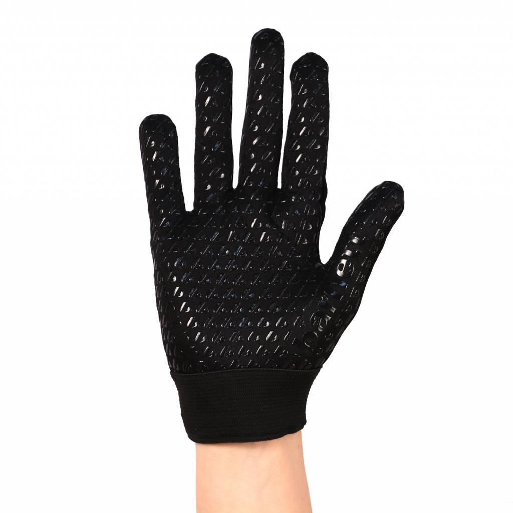 barnett FLGL-02 American Football Handschuhe Running, RE,DB,RB, schwarz