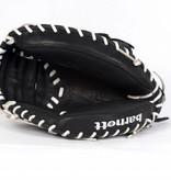 """barnett GL-201 Baseball Handschuh Fänger (Catcher) Erwachsene, Größe 31"""" (inch), Echtleder, Wettkampf"""
