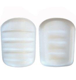 barnett FTP-03 American Football Oberschenkelschutz, leicht, Einheitsgröße, Farbe weiß