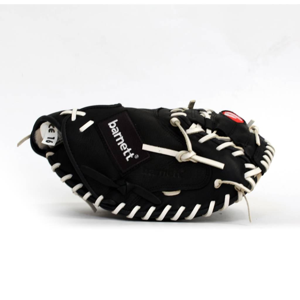 """barnett GL-203 Baseball Handschuh Fänger (Catcher) Erwachsene, Größe 33"""" (inch), Echtleder, Wettkampff"""