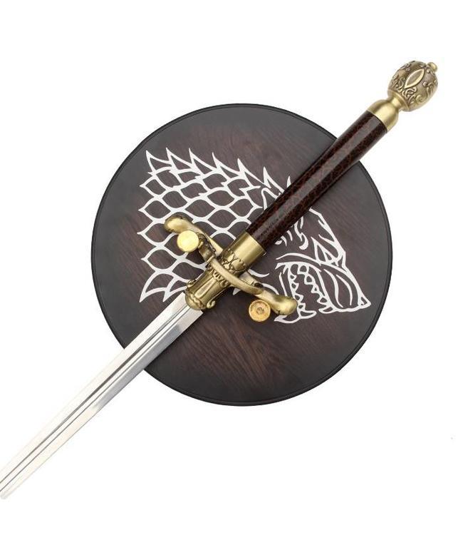 Nadel Schwert.