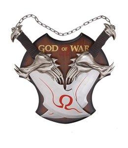 God of War Twin Bladed Sword Set