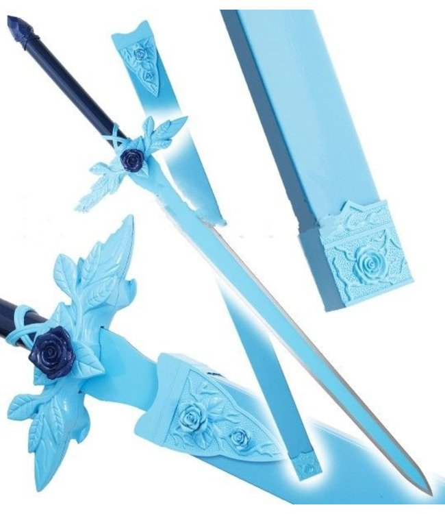 SWORD ART ONLINE BLUE ROSE