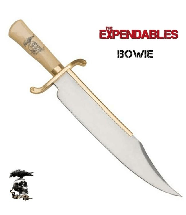 EXPENDABLES 3 BOWIE KNIFE
