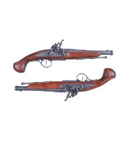 Denix Duell-Pistolen-Set