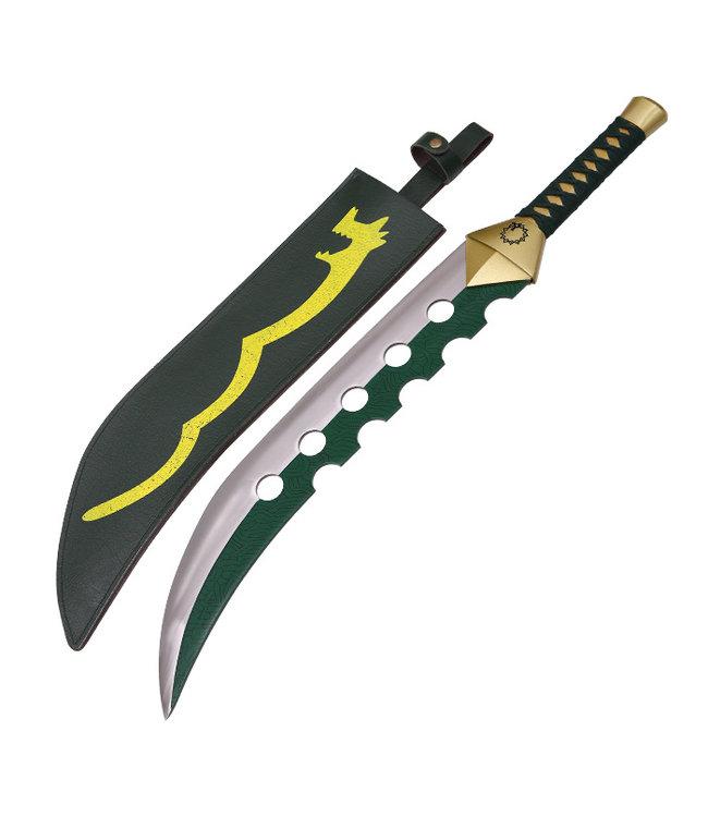 Seven deadly sins Meliodas Schwert