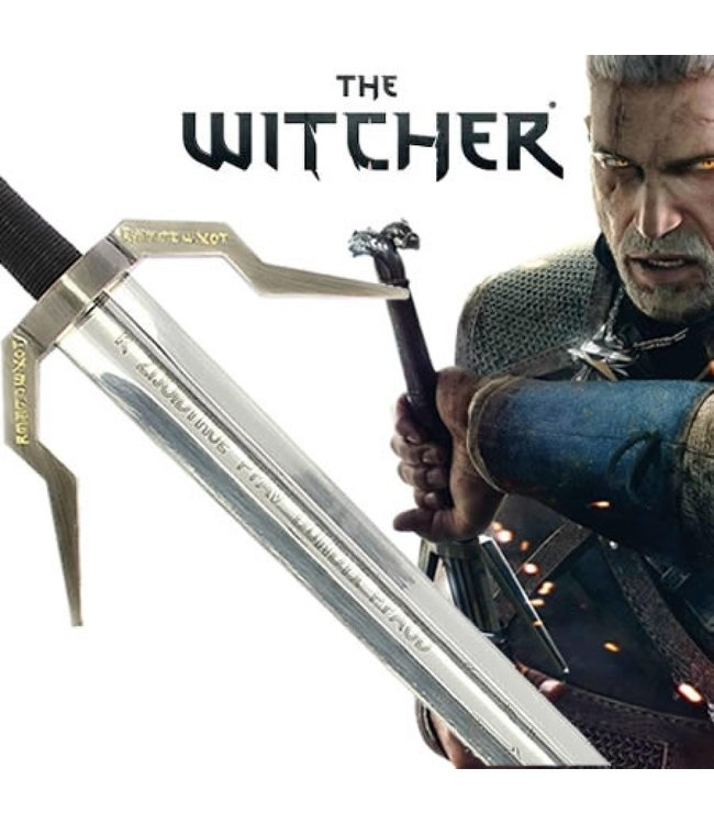 The Witcher Geralt Of Rivia Replica