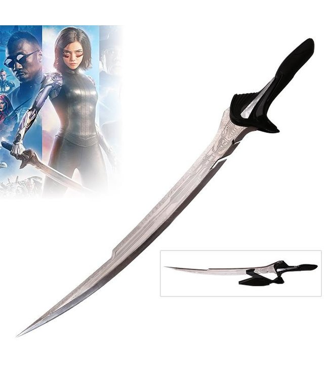 Alita: Battle Angel - Alita's Damascus Blade