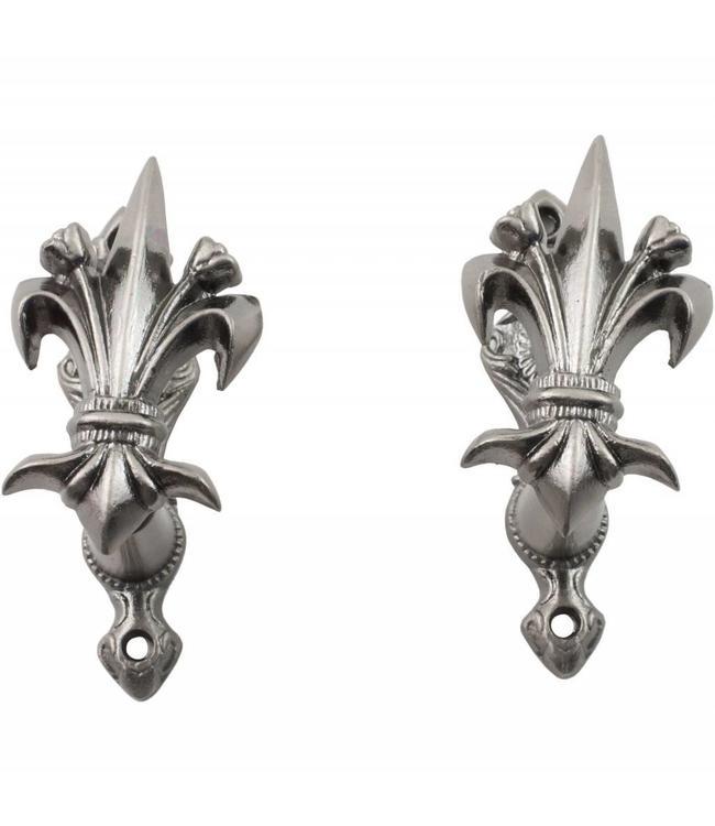 Schwert Wandaufhänger Französisch Lilie
