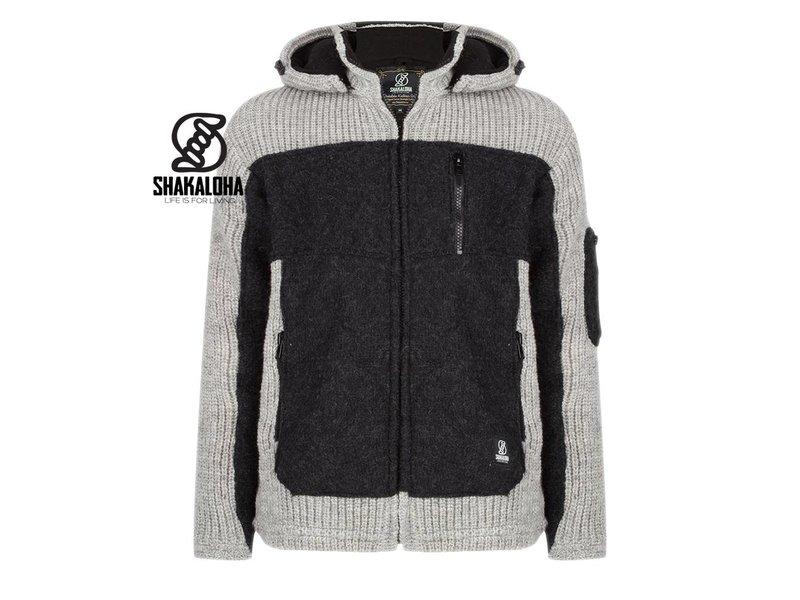 Shakaloha Dub Antracite Grey