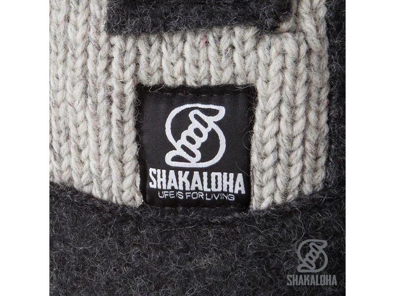 Shakaloha Jigsaw Grijs