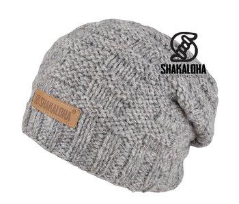 Shakaloha Bimbo Beanie Grey OneSize