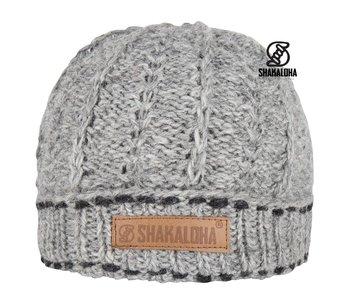 Shakaloha Bowl Beanie Grey OneSize