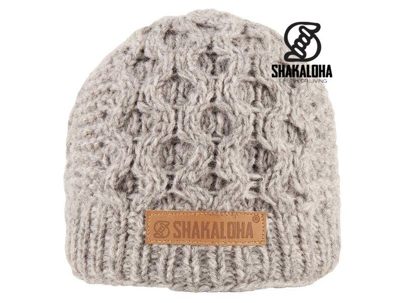 Shakaloha Bar Beanie Grey OneSize
