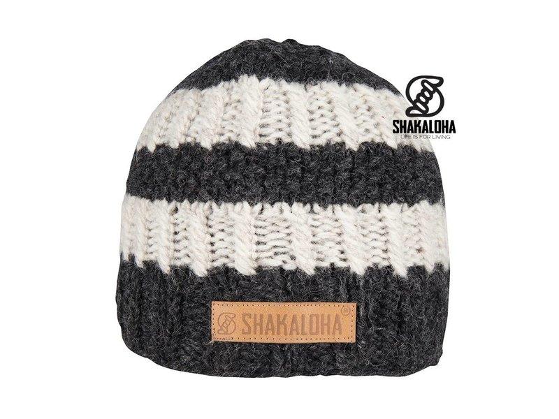 Shakaloha Base Beanie Antracite OneSize