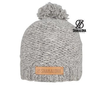 Shakaloha Bridge Beanie Grey OneSize