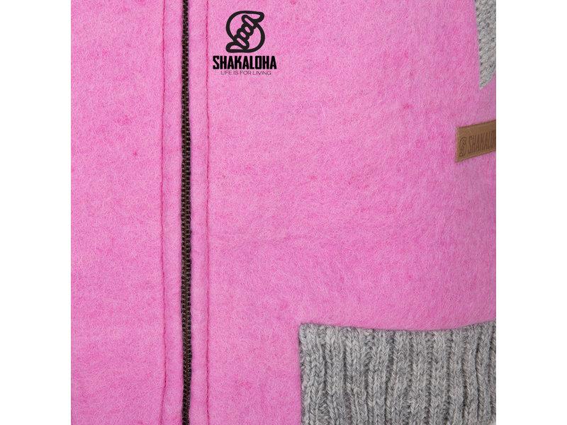 Shakaloha W Baseball ZH Pink