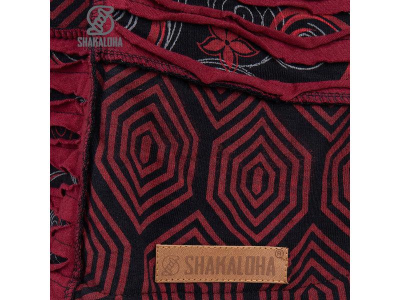 Shakaloha W Petunia RedBlackLabyrinth