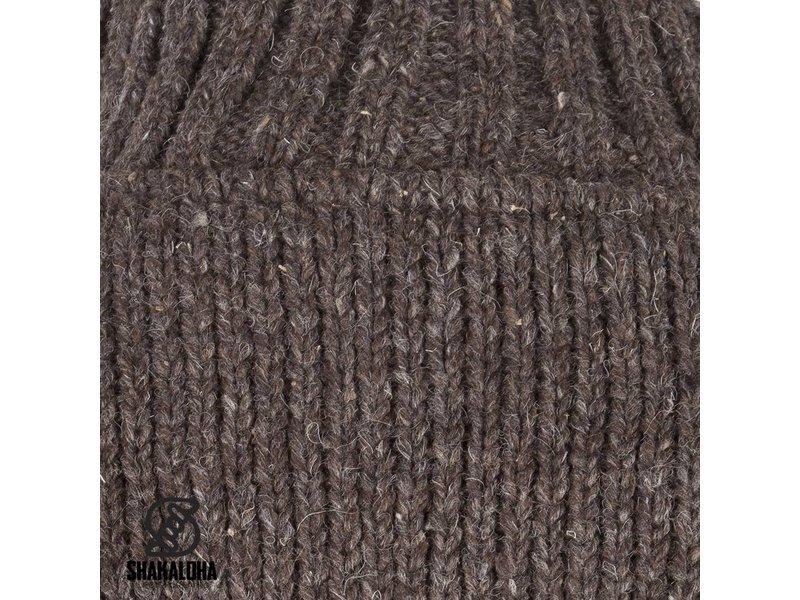 Shakaloha Flash Kraag Donker Bruin ( Flash Collar Choco)