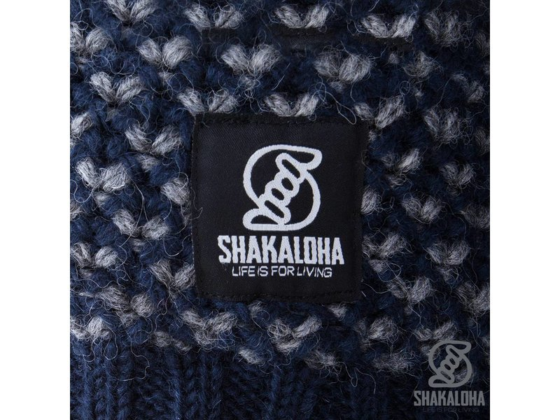 Shakaloha Marlin Navy Grey