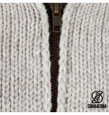 Shakaloha Tyler Sherpa Beige Dames Vest