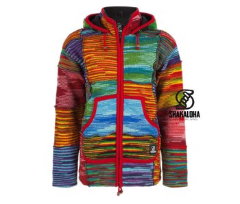 Shakaloha Vest Single Patchwork Multi voor Dames