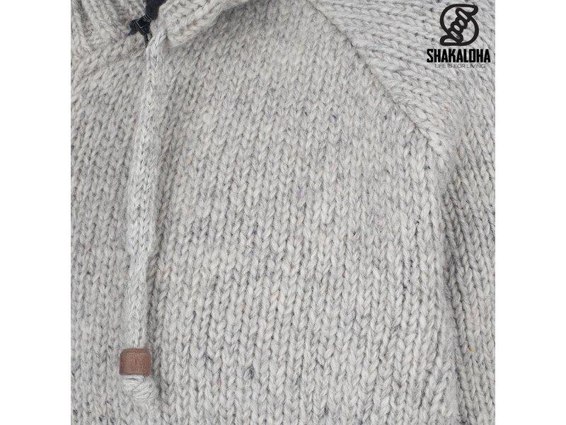 Shakaloha Radical Ziphood Grey