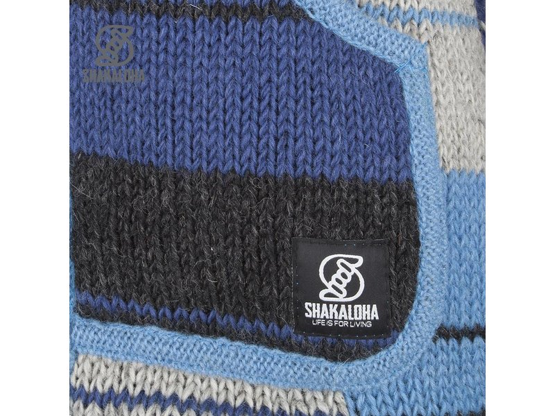 Shakaloha W Patch NH BlueStripe