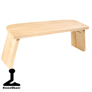 Meditation Bench Foldable - American Oak