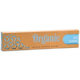 Organic Goodness Incense Sticks - Nag Champa
