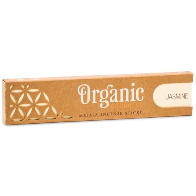 Organic Goodness Incense Sticks - Jasmine