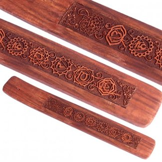 Incense holder 7 Chakra's