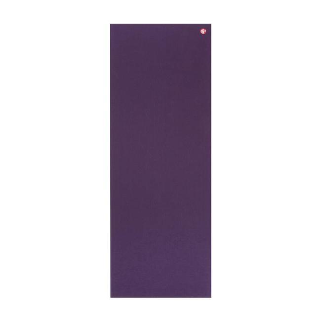 PRO Yogamat - 6mm - Black Magic - Paars