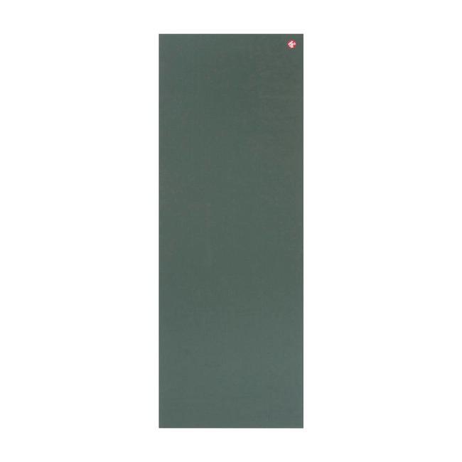 PRO Yogamatte - 6mm - Black Sage - Grün