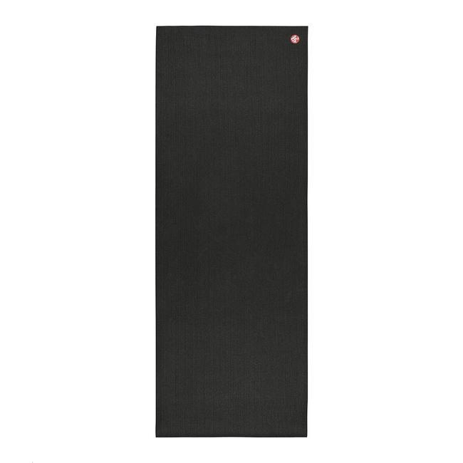 PRO Yogamatte - Black - Extra Lang - 215 cm