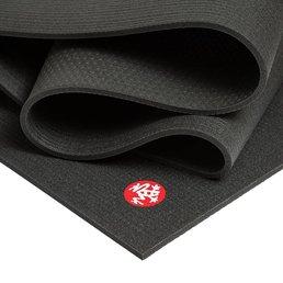 Manduka PRO Black Yogamat - Extra Lang