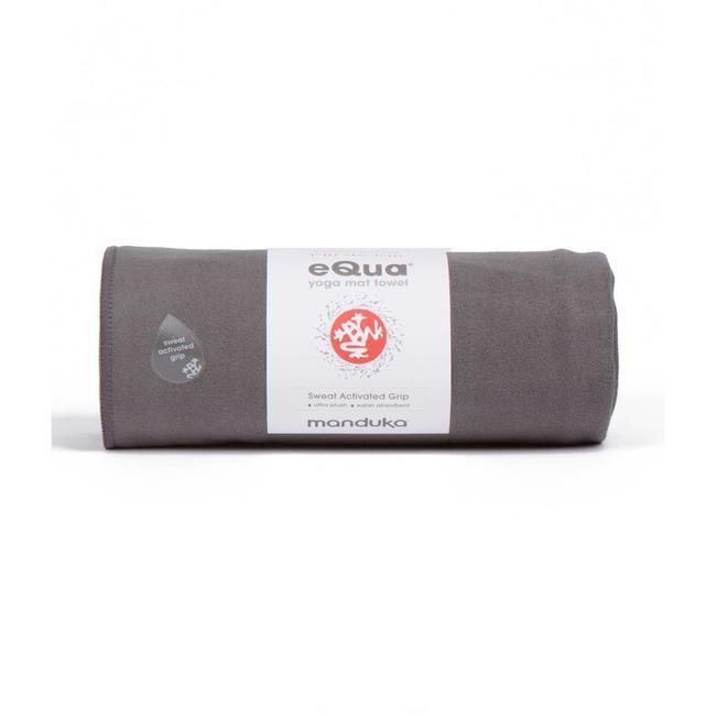 Manduka eQua Yoga Towel 183cm - Thunder