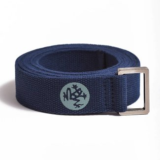 Manduka UnfoLD 2.0 Yoga Strap  - Midnight - Manduka