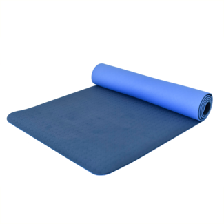 Love Generation Eco Yogamat - Blauw