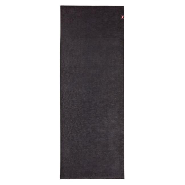 eKO Yogamatte - 5mm - Charcoal - Grau