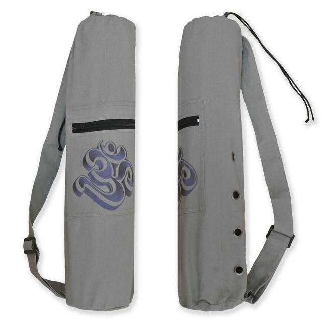 Love Generation Yoga Bag Ohm - Grey