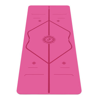 Liforme Liforme Gratitude Yoga Mat - Pink