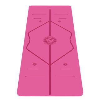 Liforme Liforme Gratitude Yogamatte - Rosa