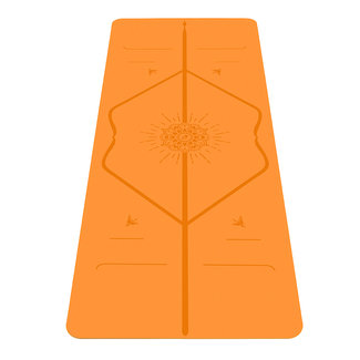 Liforme Liforme Happiness Yoga Mat - Orange